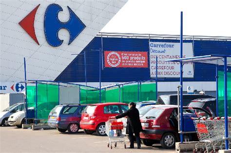 carrefour filiali carrefour va racheter 127 centres commerciaux 224 kl 233
