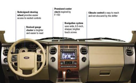 free car repair manuals 2007 ford expedition interior lighting 2007 ford expedition ford trucks com