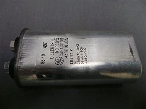amana microwave capacitor amana d8547908 microwave capacitor 1uf