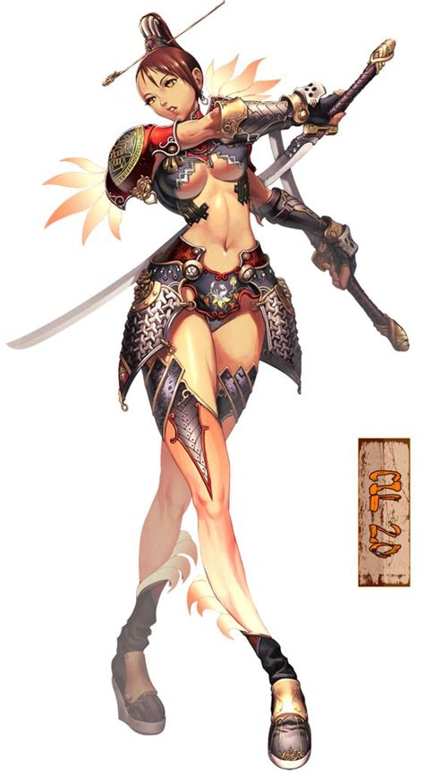 Blade And Soul How To Search For Blade And Soul Search Fantastical Character Designs Blade And