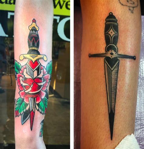 speakeasy tattoo toronto instagram dagger tattoos tattoo insider