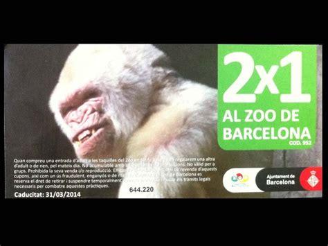 precio entrada zoo de barcelona nuevo precio p 250 blico para la recogida de residuos en