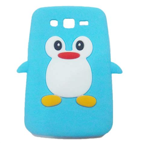 Silikon Samsung Grand 2 Samsung Galaxy Grand 2 Grand2 G7106 Silicon Penguin Back Cover For Samsung Galaxy Grand 2
