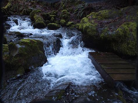 wallpaper bergerak air terjun gambar animasi air terjun bergerak animasi waterfall gif