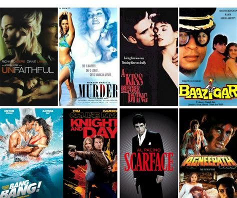 film hollywood it bollywood movies that are adapted from hollywood movies