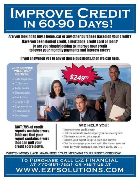 Credit Ticket Template credit repair brochure templates 28 images credit repair flyer flickr photo golden ticket