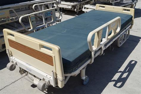 hill rom hospital bed nursing home beds for sale hill rom hospital beds used
