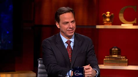 the colbert report 05 14 jake tapper the colbert report comedy central