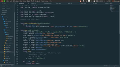 sublime text 3 theme manager what are some of the best sublime text 2 themes that are