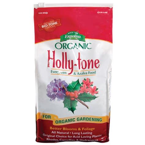 all natural flower food holly tone all natural plant food for acid loving plants