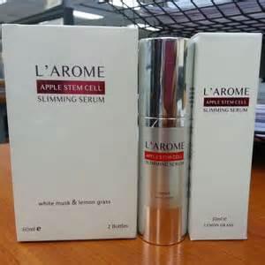 Pelangsing Larome l arome slimming serum jual larome paling murah
