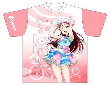 Kaos Anime Lovelive Takami Chika Graphic T Shirt amiami character hobby shop live graphic t shirt b riko