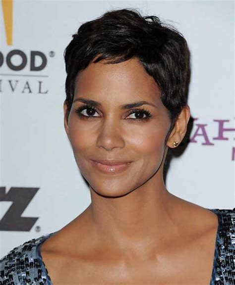 Halle Berry Hairstyles by Halle Berry Pixie Cuts Hairstyles 2017 2018