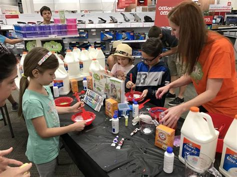 Office Depot Dillingham by Whip Up Some Slime At Free Workshops
