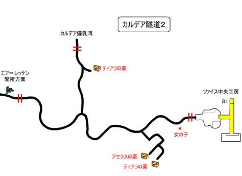 Gamis C 03 英雄伝説vi カルデア隧道2