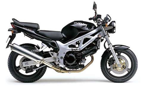 Suzuki 2000 Motorcycle Models 2000 Suzuki Sv 650