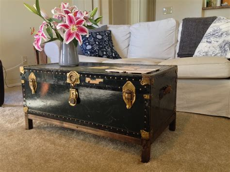 chest coffee table design images  pictures