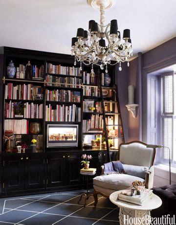 Home Library Small Space Ideias De Decora 231 227 O Para Uma Biblioteca Em Casablog Da