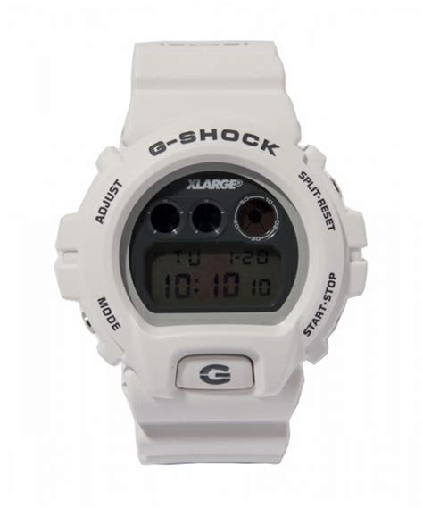 New G Shock Dw 6900 Black new x large x g shock g shock g shock dw6900 white xlarge
