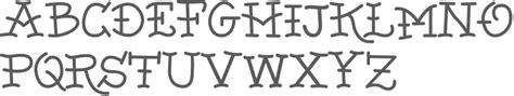 tattoo font old school m u r