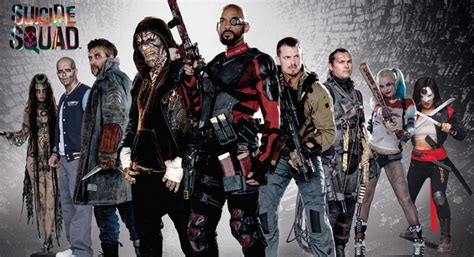 suicide squad full movie deadshot the joker and harley quinn get their own