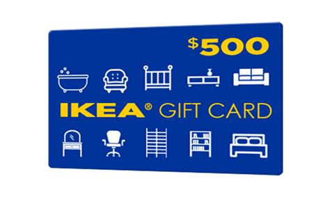 Ikea Sweepstakes 2017 - get a 500 ikea gift card get it free