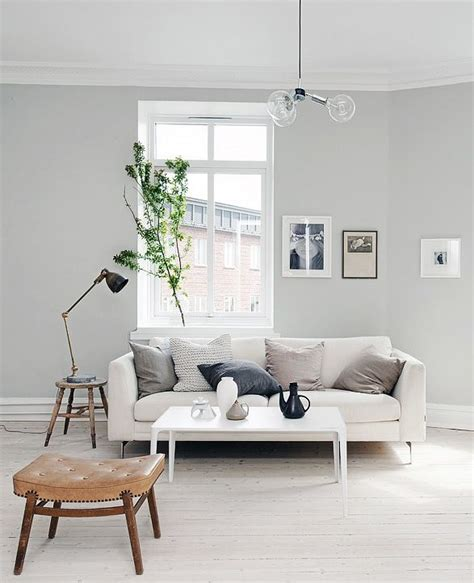 light grey home with a mix of and new livingroom