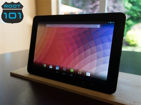 root android tablet root 101 tablet open source de diez pulgadas por 169