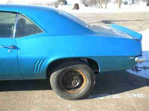 1969 camaro roller for sale purchase used 1969 camaro roller project clean
