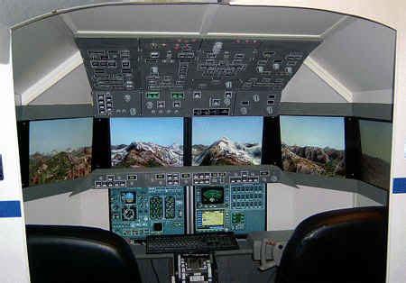 home cockpit plans images