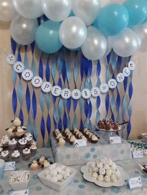 party themes winter 30 wonderful winter birthday party decorations ideas oosile