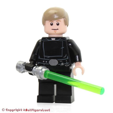 Lego Minifigure Wars Luke Skywalker Jedi Master Light Saber lego wars minifigure luke skywalker jedi master set 75093 75146 new ebay