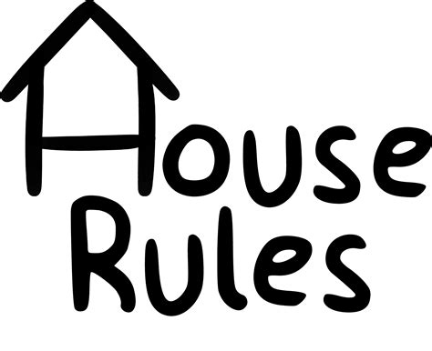 house rules house rules where the rules don t matter indietabletop boardgamelinks