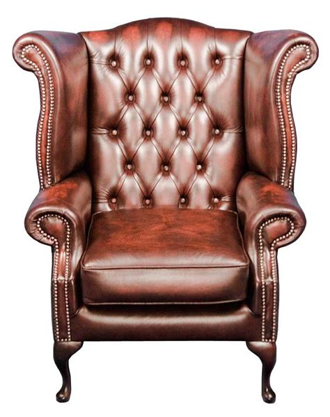 red leather armchair red leather wingback armchair leather chair pinterest