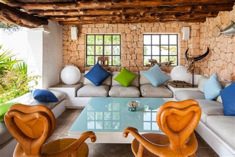 Home Interior Materials modern designer ibiza villa or traditional finca style