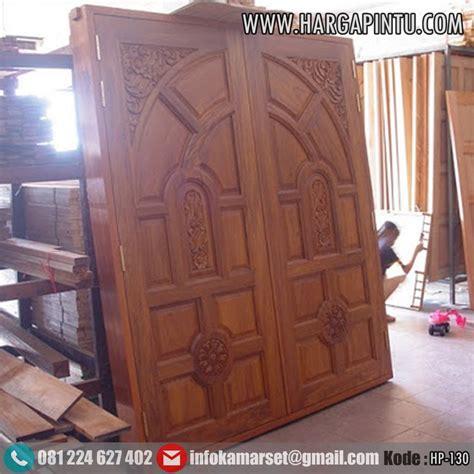 Hp Pintu pintu kupu tarung ukir kayu jati hp 130 harga pintu