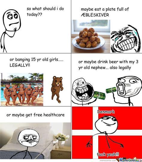 Denmark Meme - denmark by memecenter123456 meme center
