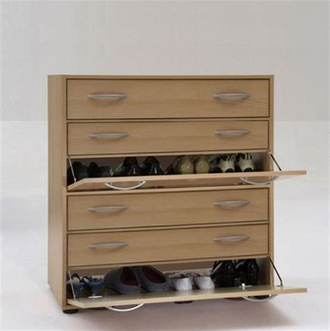 diy shoe storage cabinet home dzine home diy make a shoe storage cabinet