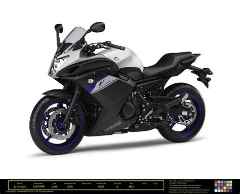 Günstige Gebrauchte Motorräder Mit Abs by Gebrauchte Yamaha Xj6 Diversion F Abs Motorr 228 Der Kaufen