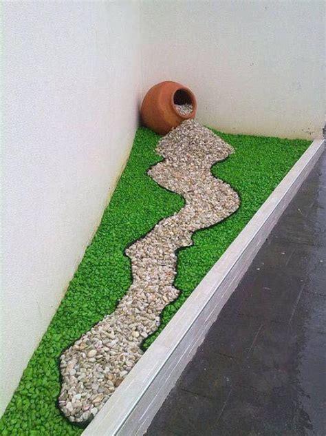 imagenes jardines con piedras c 243 mo hacer jardines peque 241 os con piedras de colores o