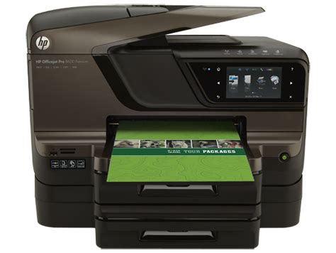 Printer Hp Officejet Pro 8600 Plus E All In One hp officejet pro 8600 premium e all in one printer series