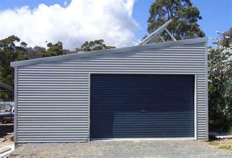 garages  space sheds