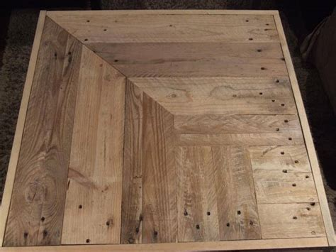 coffee table top designs reclaimed pallet wood and steel legs table pallet