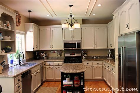 Paints For Kitchen Cabinets How To Paint Your Kitchen Cabinets Without Losing Your Mind The Six Fix