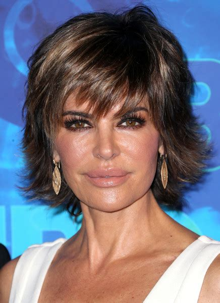 rinna hairstyles how to cut rinna layered razor cut hairstyles lookbook