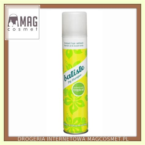 Batiste Shoo Tropical 200ml batiste suchy szon tropical 200ml drogeria