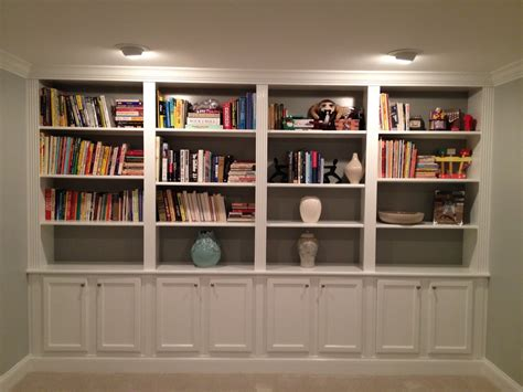 pdf diy built in bookcase building plans download building