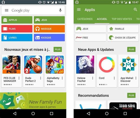 play store for android mobile les applications indispensables que vous devez t 233 l 233 charger