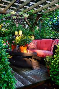 Home Garden And Patio 12 Beautiful Home Gardens That Totally Outshine Our Window
