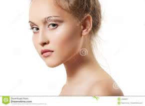 images teenage girl: wellness spa beauty health teen girl clean skin royalty free stock